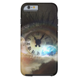 The Time is Now Tough iPhone 6 Case