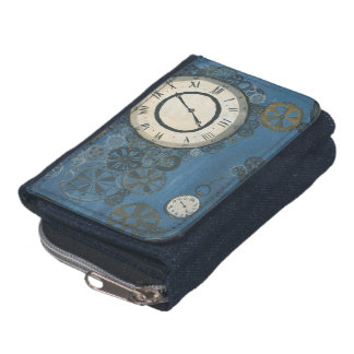 The Time Is Now Wallet