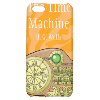 The Time Machine - H. G. Wells iPhone 5C Cover