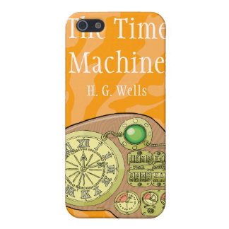 The Time Machine - H. G. Wells Cover For iPhone 5
