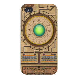 The Time Machine - H. G. Wells Case For iPhone 4