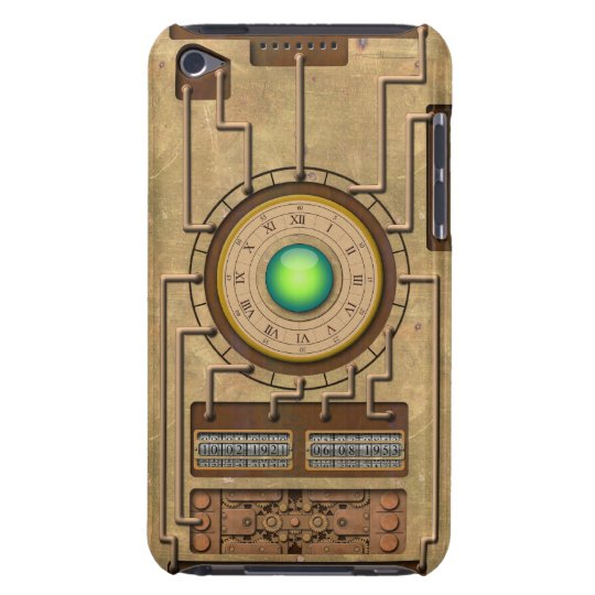 The Time Machine - H. G. Wells iPod Touch Case