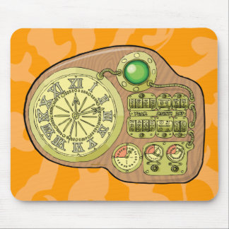 The Time Machine - H. G. Wells Mouse Pad