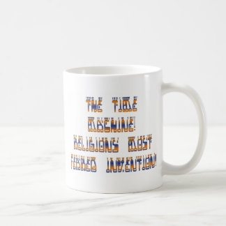 The Time Machine; Religions most feared invention! Mugs