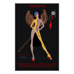 """The Timekeeper"" by Jolie Benner Posters"