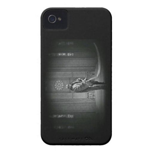 The Timekeeper iPhone 4 4s CAse - Death iPhone 4 Case-Mate Cases