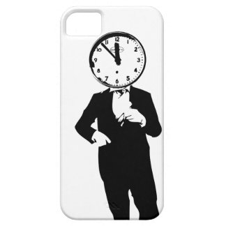 The Timekeeper iPhone 5 CAse