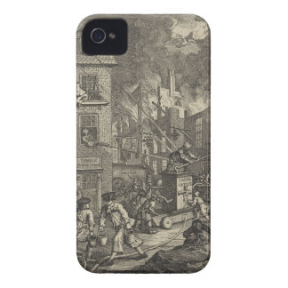 The Times' by William Hogarth iPhone 4 Case-Mate Case