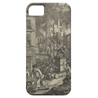 The Times' by William Hogarth iPhone SE/5/5s Case