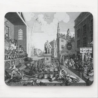 The Times, Plate II Mouse Pad