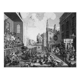 The Times, Plate II Postcard