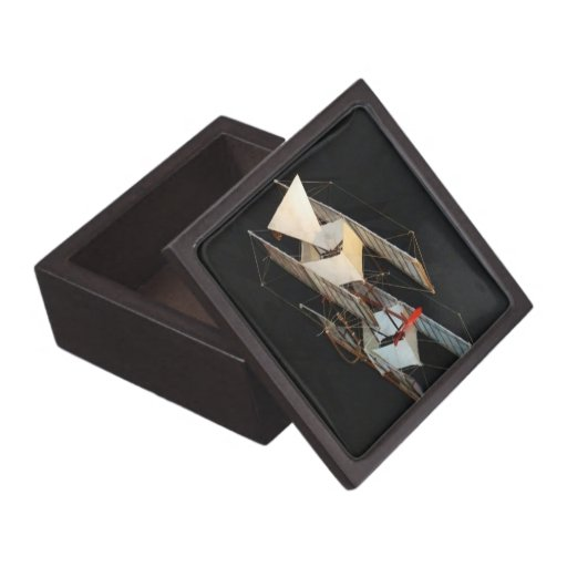 The Timmons Kite Premium Jewelry Boxes