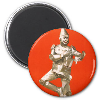 The Tin Man from The Wizard of Oz Magnet
