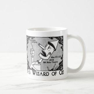 The Tin Man Classic White Coffee Mug