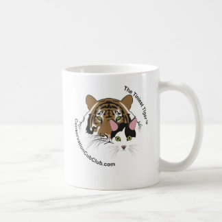 The Tiniest Tiger's Conservation Cub Club Mug