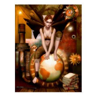 The Tinker Faerie Postcard