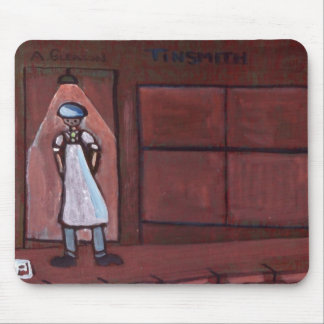 THE TINSMITH MOUSE PAD