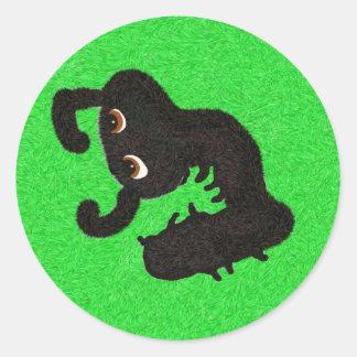 The Tiny Ant Classic Round Sticker