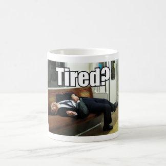 The Tired Salaryman Coffee Mugs