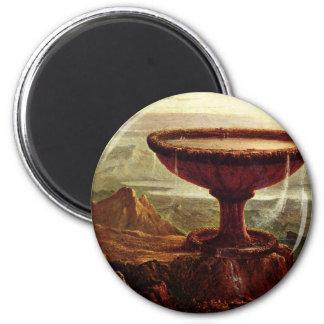 The Titan's Goblet Magnet