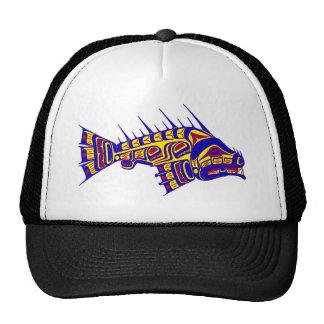 THE TLINGIT ONE TRUCKER HAT