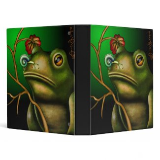 The Toad And The Snail II binder