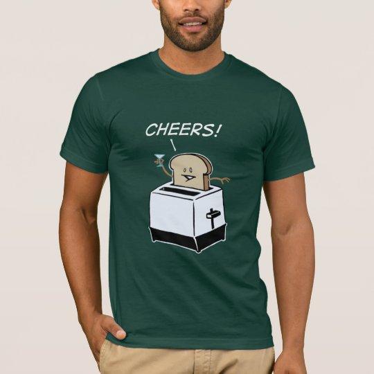 The Toast Master (dark shirt) T-Shirt