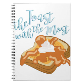 The Toast Notebook