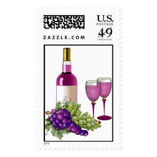 The Toast Postage Stamps