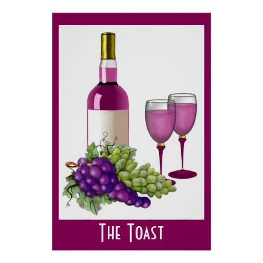 The Toast Poster