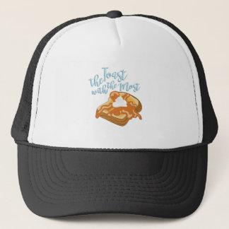 The Toast Trucker Hat