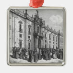 The tobacco factory at Seville Metal Ornament