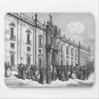 The tobacco factory at Seville Mouse Pad