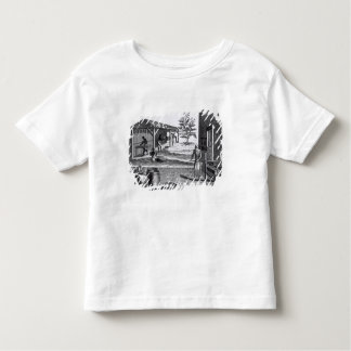 The Tobacco Manufactory in Different Branches Toddler T-shirt