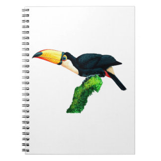 THE TOCU TOUCAN NOTE BOOK
