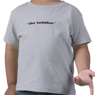 The Toddler Simple T-shirt