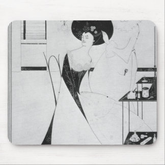 The Toilet of Salome Mouse Pad