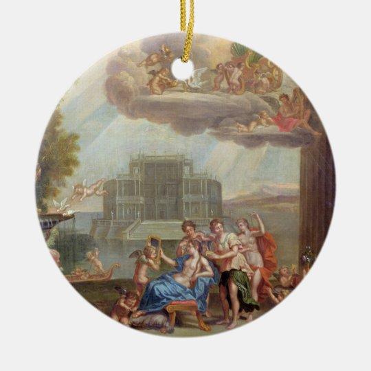The Toilet of Venus, 18th century Ceramic Ornament