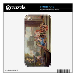 The Toilet of Venus, 18th century Decals For iPhone 4