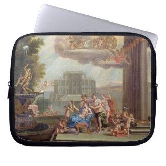 The Toilet of Venus, 18th century Laptop Computer Sleeve
