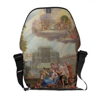 The Toilet of Venus, 18th century Courier Bags