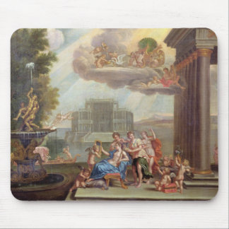 The Toilet of Venus, 18th century Mouse Pad