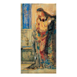 The Toilette by Gustave Moreau Personalized Photo Card