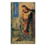 The Toilette by Gustave Moreau Print
