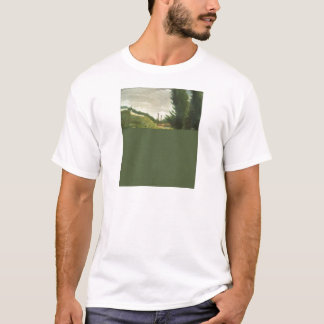 The Toll House by Henri Rousseau T-Shirt