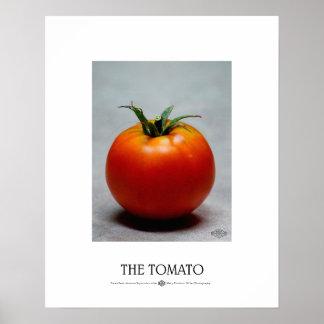 The Tomato Poster