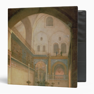 The Tomb Chapel in the Resurrection Temple 3 Ring Binder