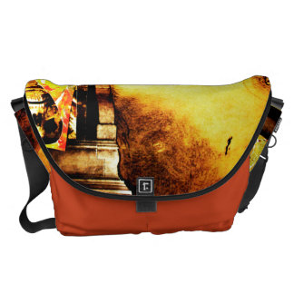 The Tomb Courier Bags