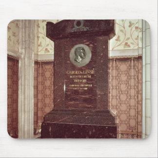 The tomb of Carl Linnaeus Mouse Pad