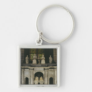 The Tomb of Francois I  and Claude of France Keychain